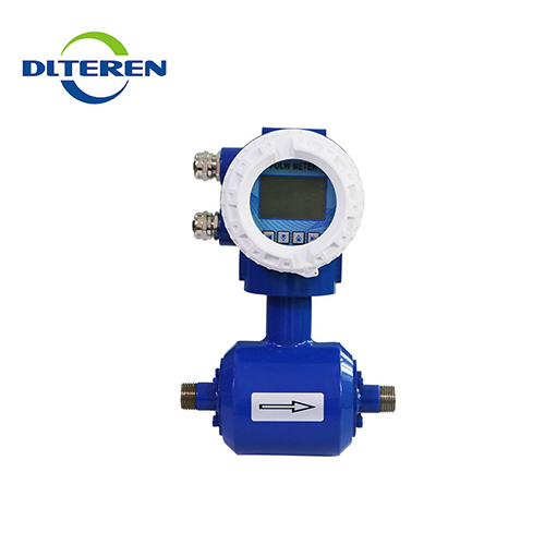 Magnetic Flow Meter Transmitters Remote Converter Insertion Magmeter