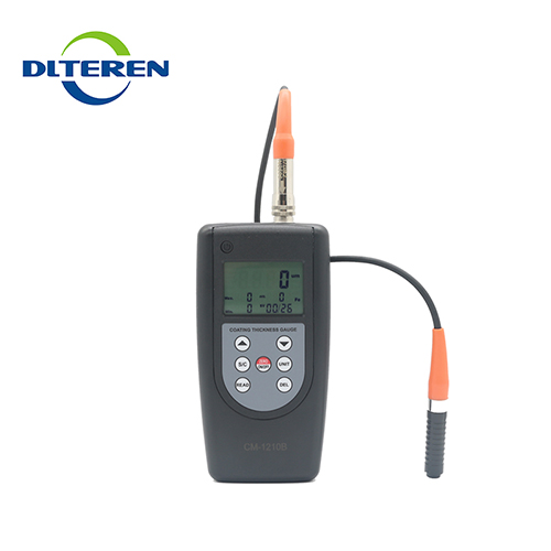 Different types digital continually coating thickness gauge meter tester